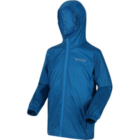 Regatta Pack It III Chaqueta Niños, petrol blue